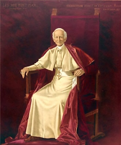 Pope Leo XIII copy